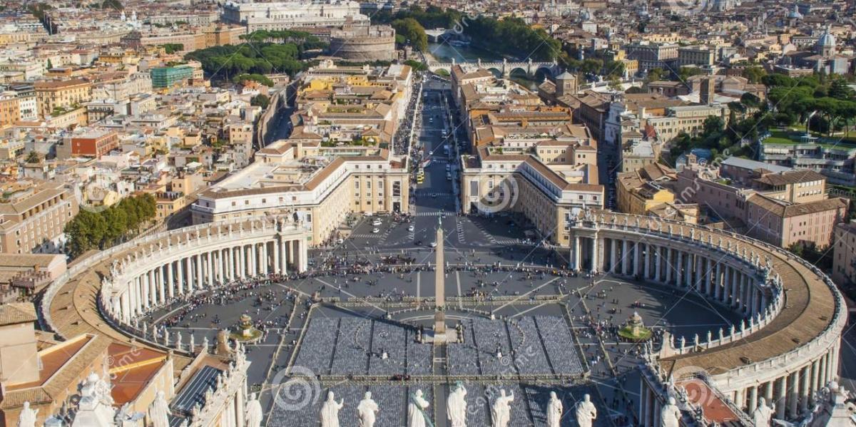 I sentieri della fede portano a Roma